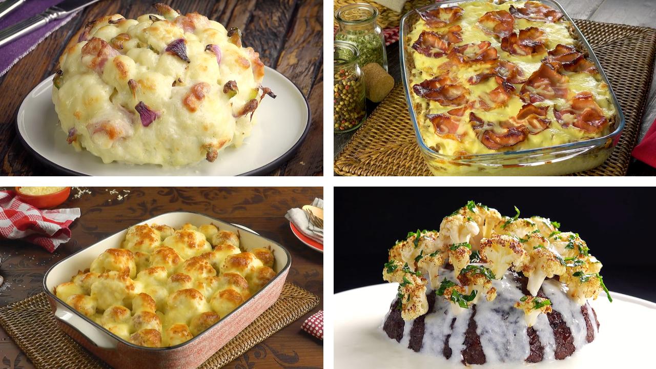 7 delikate Abendessen mit Blumenkohl | Blumenkohl Rezepte