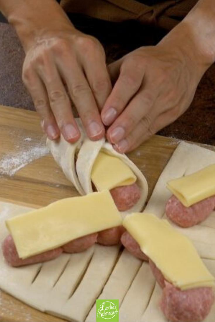 3 Rezepte mit Pizzateig, die garantiert neu für dich sind
