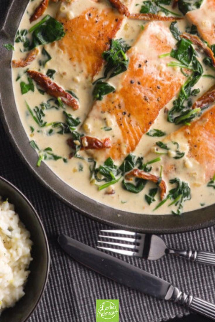 Feines Abendessen für zwei: Der Fisch war nie besser!
