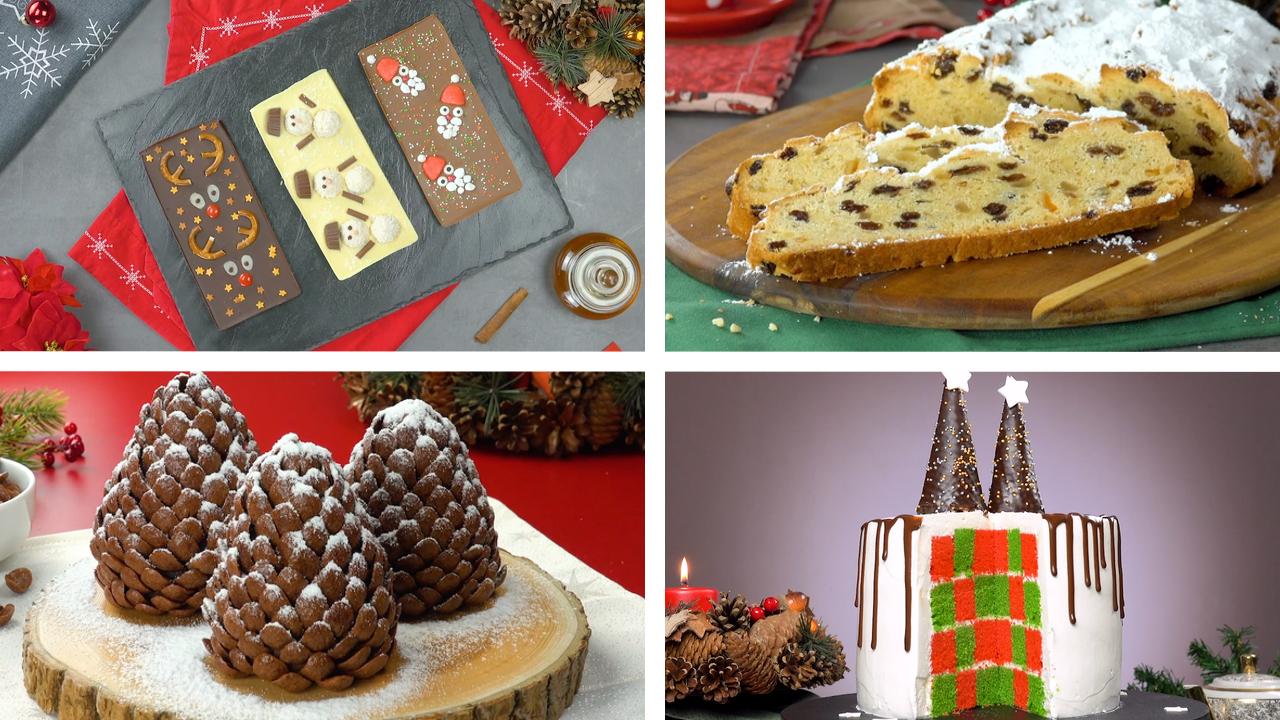 8 süße Leckereien für die Weihnachtszeit | Weihnachtsrezepte
