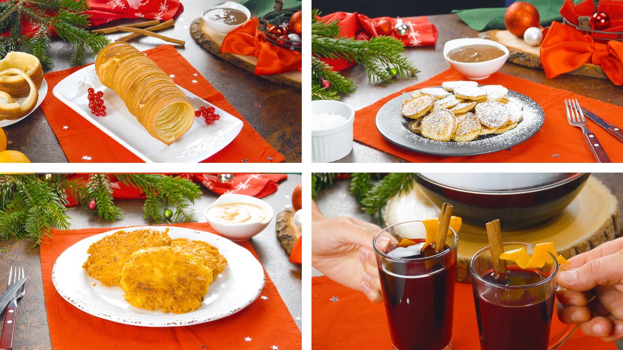 4 Leckereien vom Weihnachtsmarkt zum Nachmachen