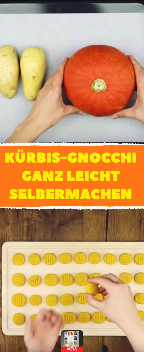 Kürbis-Gnocchi-Rezept für kalte Tage