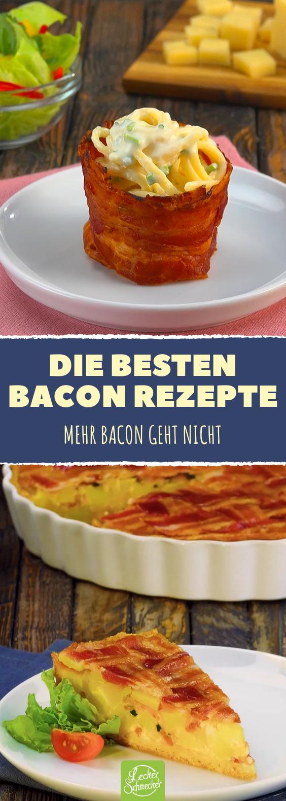 Unsere schärfsten Bacon-Bomben! Nichts für Vegetarier!