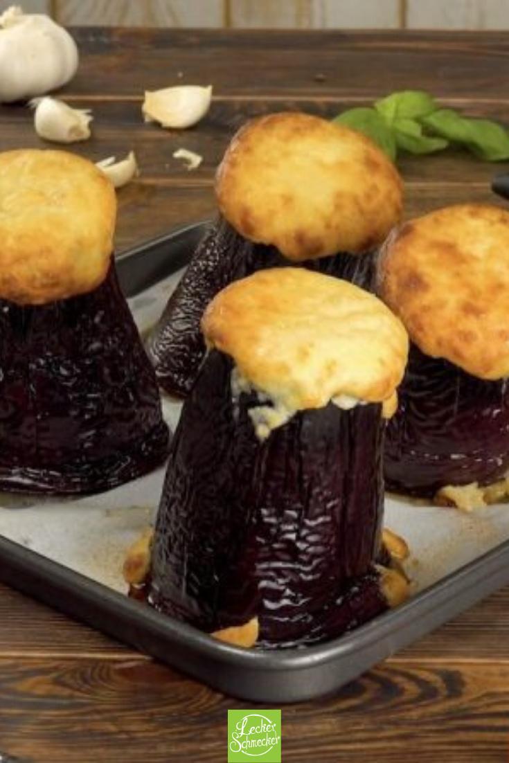 Gefüllt, gegrillt, im Kuchen oder im Auflauf: 10 abwechslungsreiche Rezepte mit Auberginen