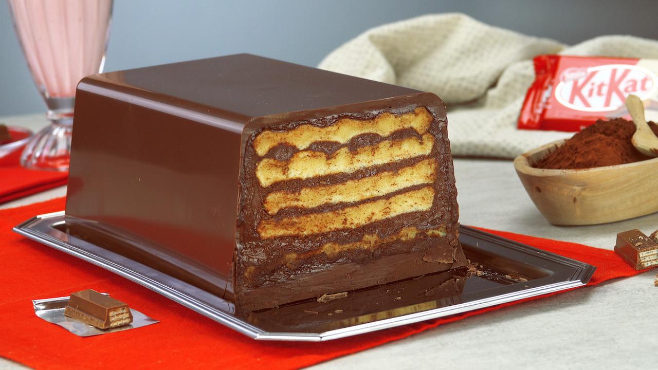 KitKat Schokoriegel in XXL | Mit Waffeln und Schokocreme