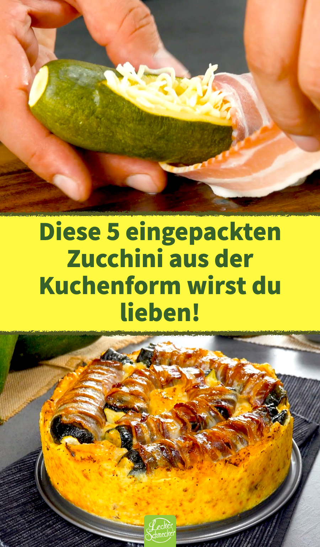 Herrlicher Kartoffel Hack Auflauf mit Zucchini