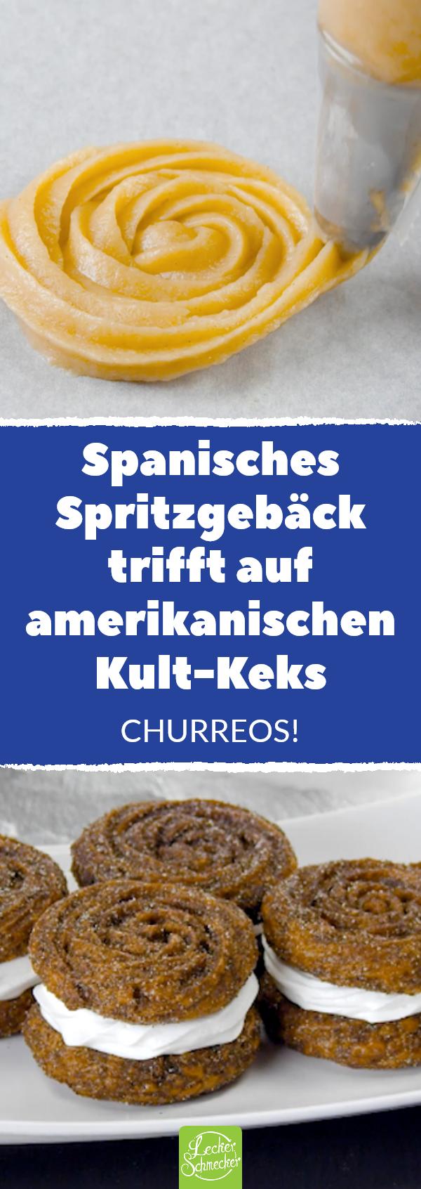 Oreo Churros | Churros selber machen mit Oreos