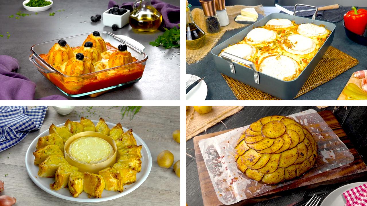 6 Rezepte mit Kartoffeln