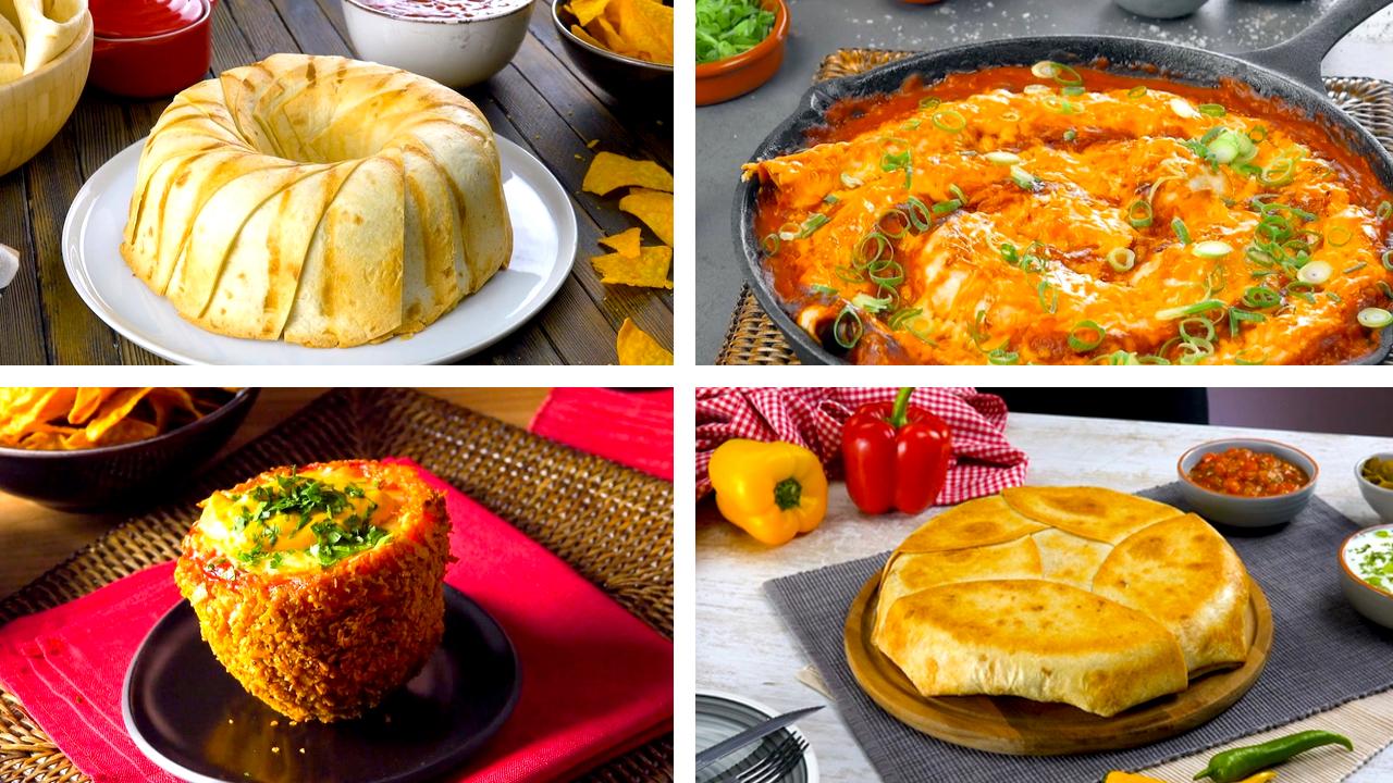 Enchilada, Taco, Fajita – 6 mexikanische Rezepte