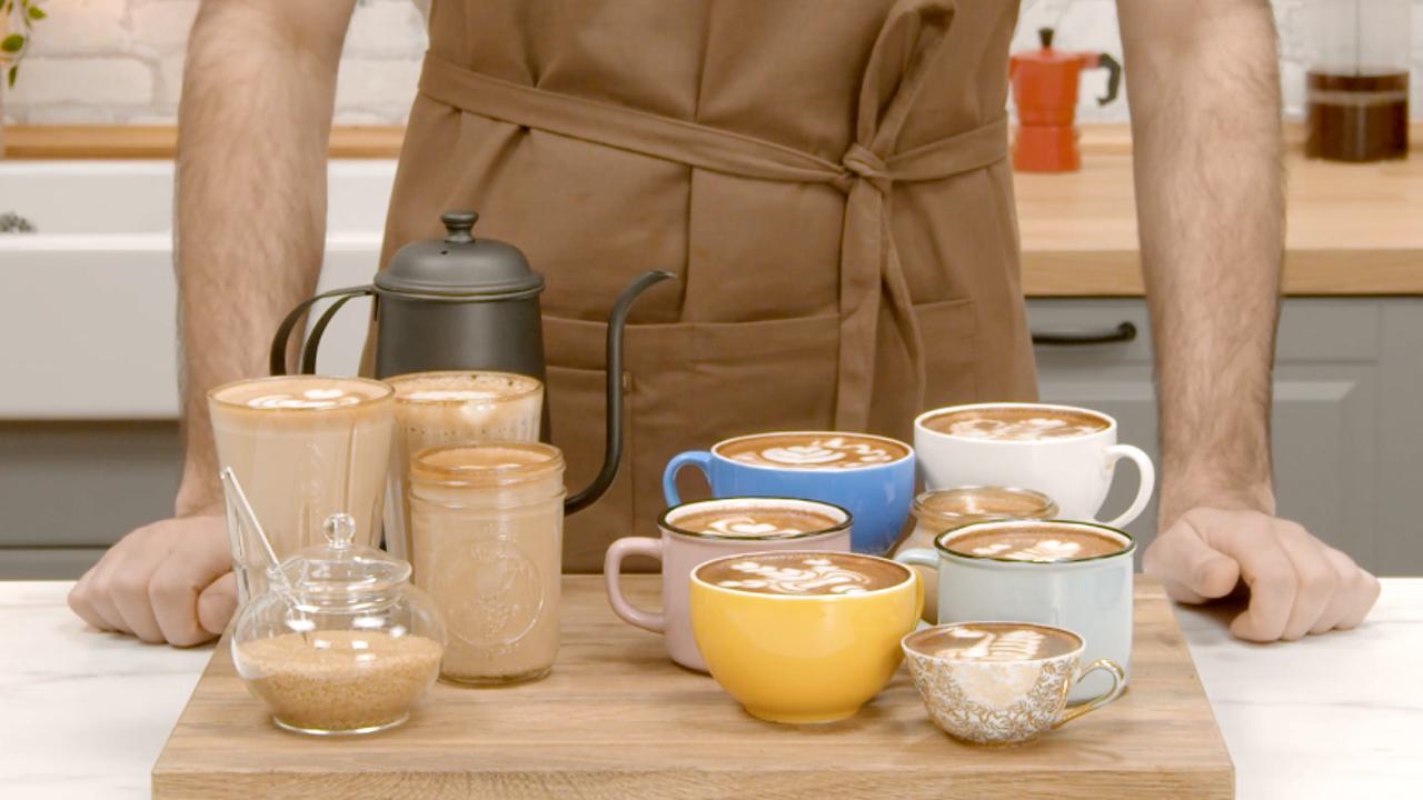 So wirst du Kaffee-Profi! Röstung, Mahlgrad und Latte Art