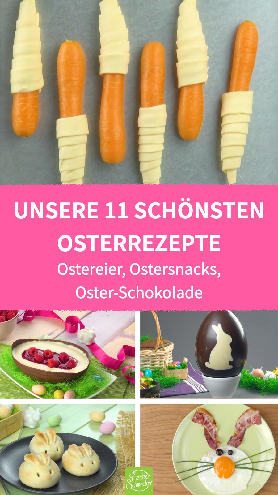 Unsere 11 schönsten Osterrezepte