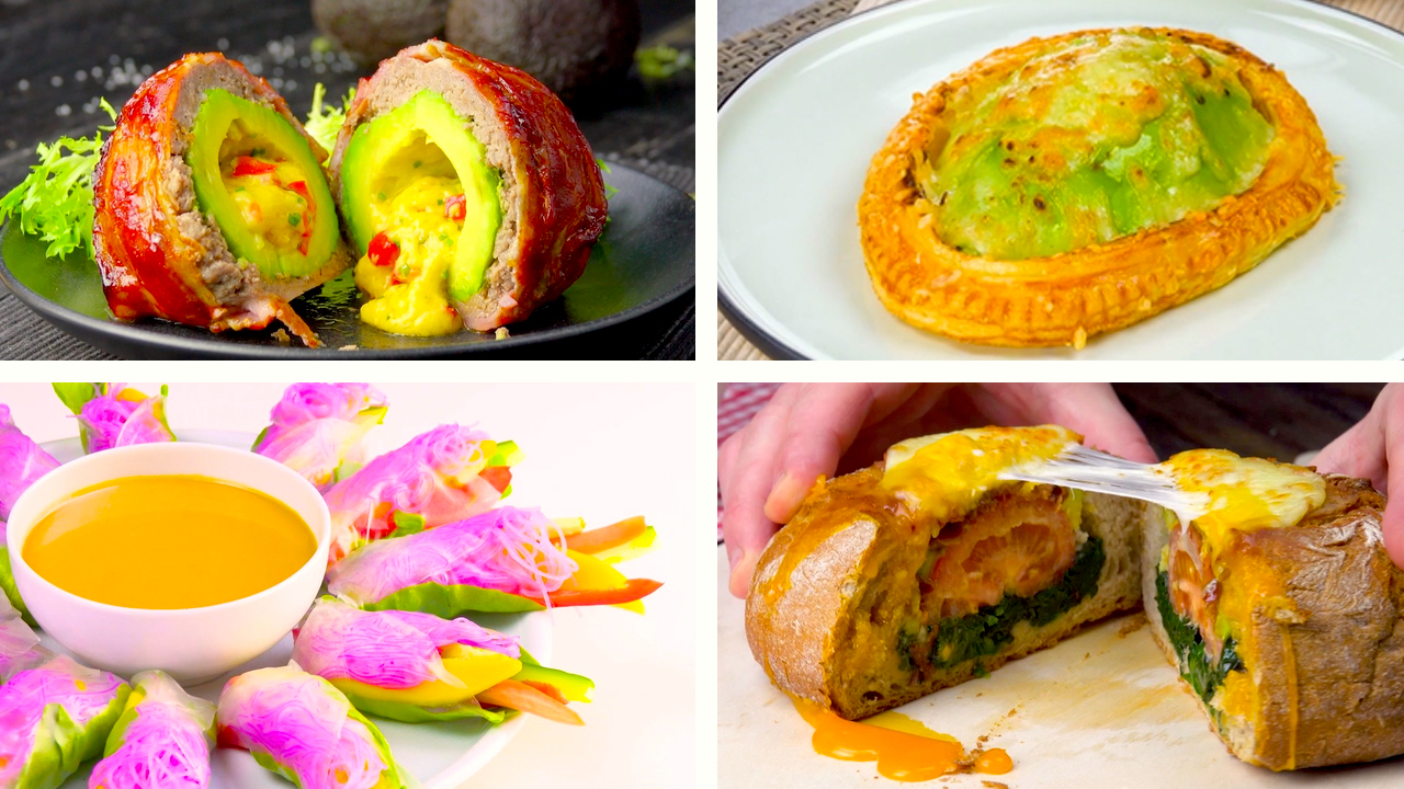 7 einfache Rezepte mit Avocado