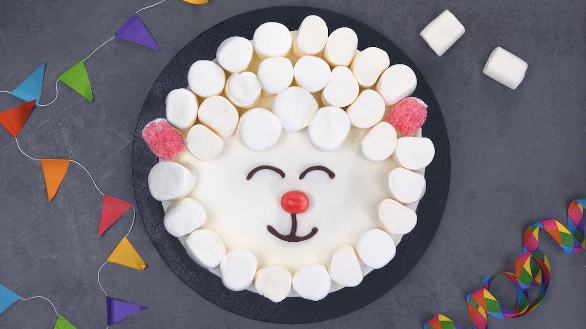 5x einfache Kuchen Deko  Kuchen dekorieren