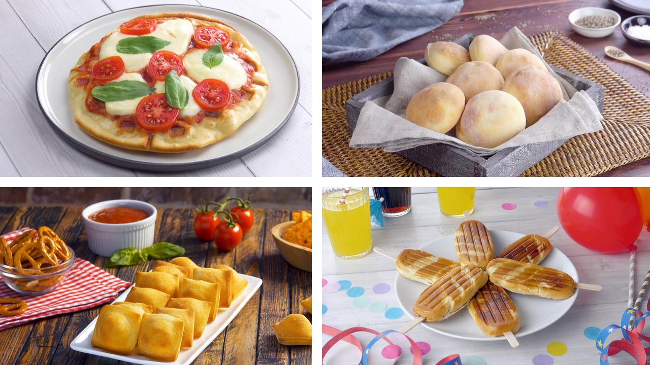 17 herzhafte und süße Ideen für Snacks | Fingerfood