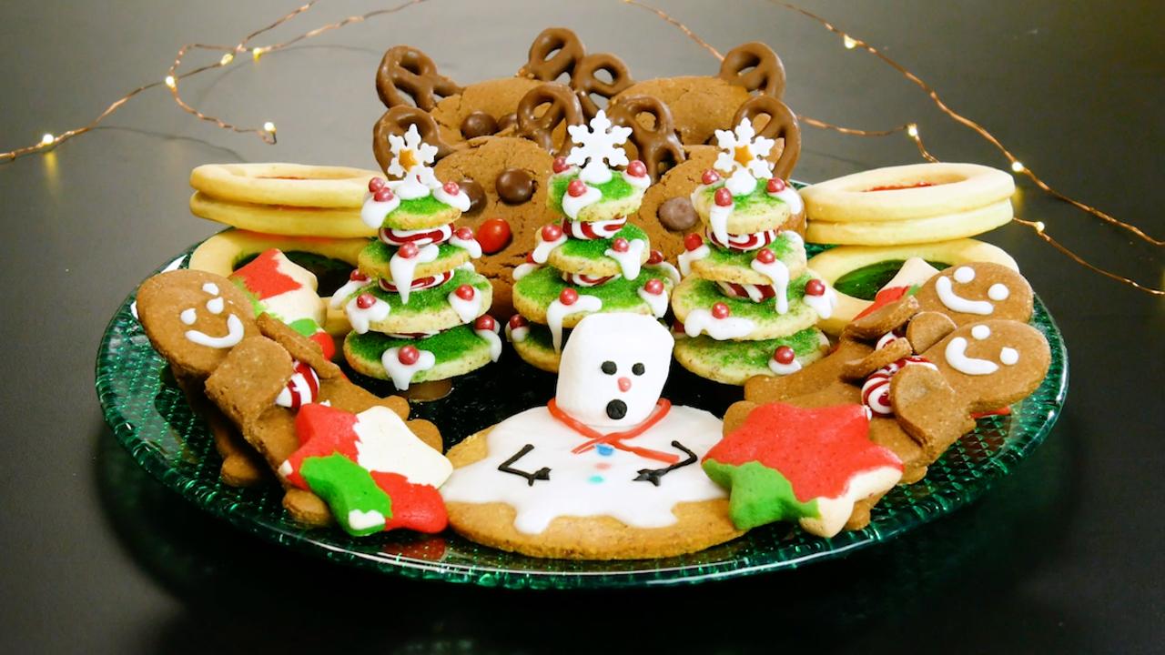 6 Plätzchen Rezepte aus der Weihnachtsbäckerei | Weihnachten